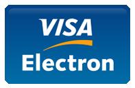 Pagos aceptados con Visa Electron
